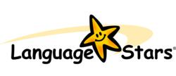 Language Stars Logo
